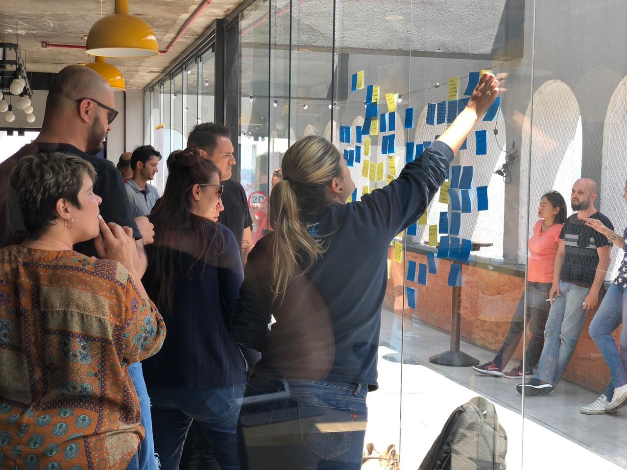 Aplicando o Design Thinking