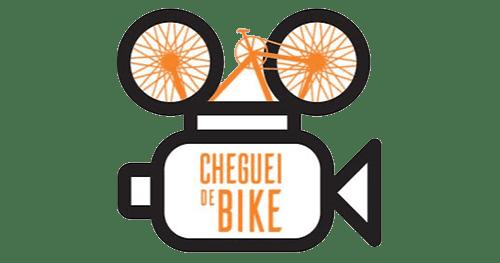 Cheguei de Bike