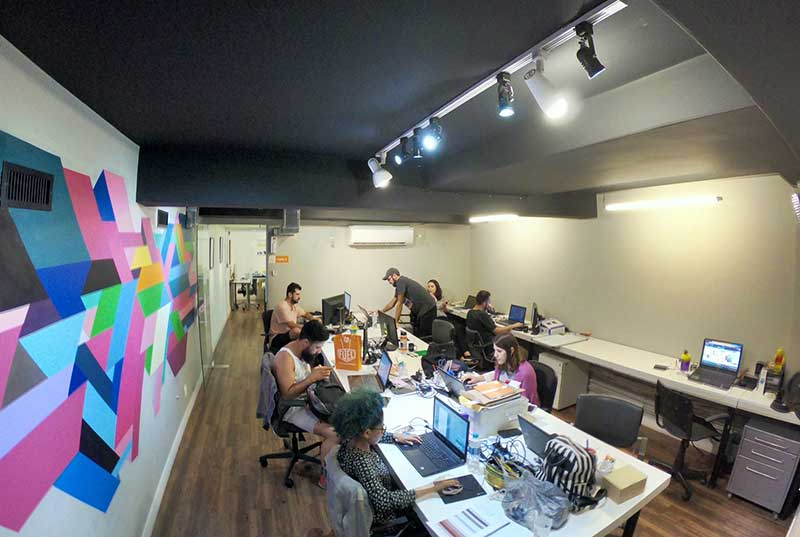 Coworking Vila Mariana