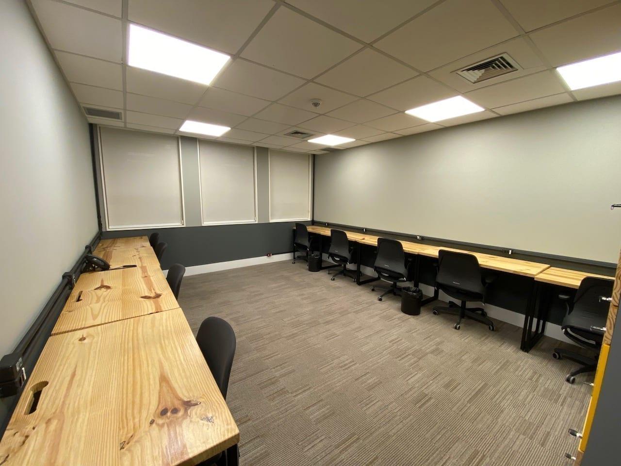 Sala privativa para 9 pessoas na Paulista