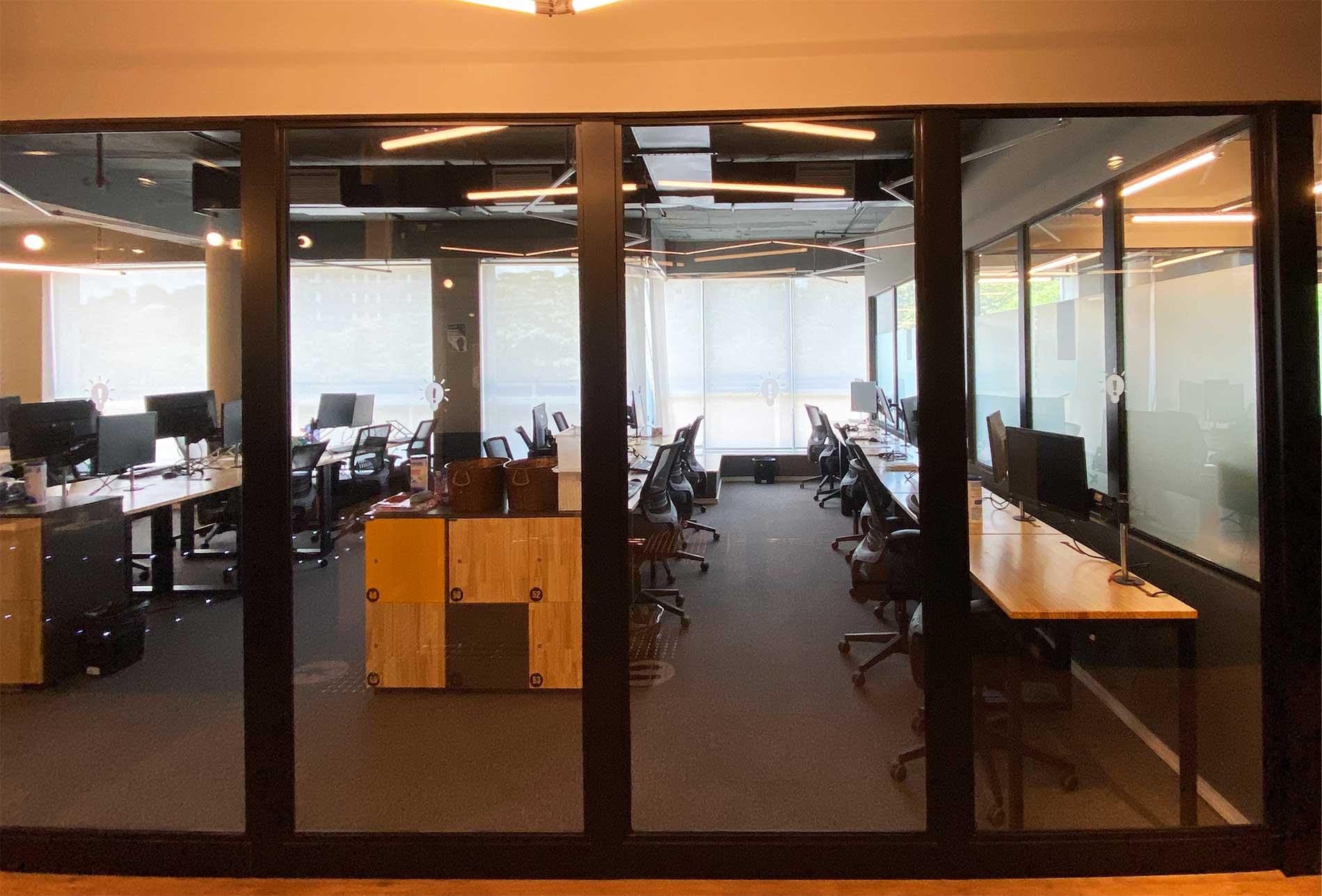 Sala privativa 15 pessoas em Campinas