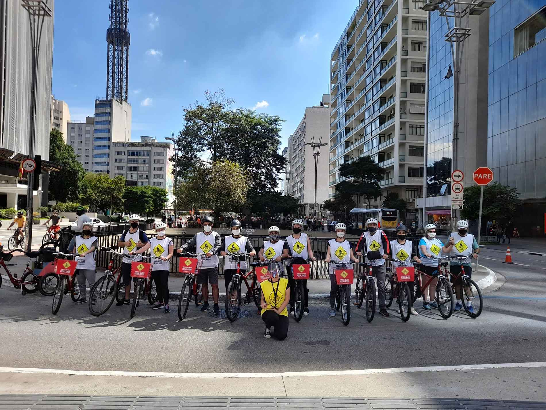 Bike Tour SP Av Paulista