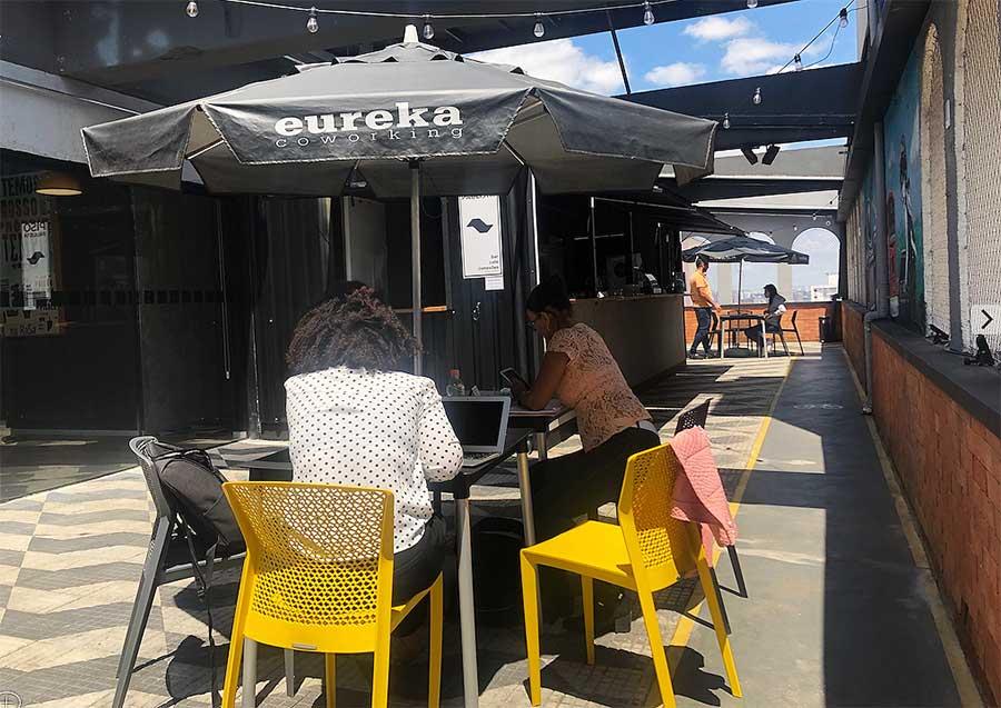 Rooftop Eureka Coworking